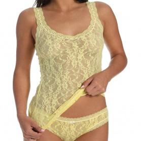 DKNY košilka 731233 žlutá