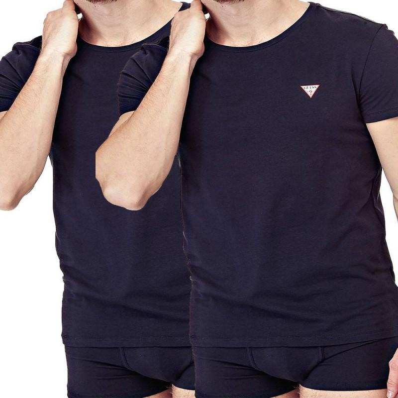 11b7d740c0 Guess pánské tričko 2 pack Velikost XL Barva Černá