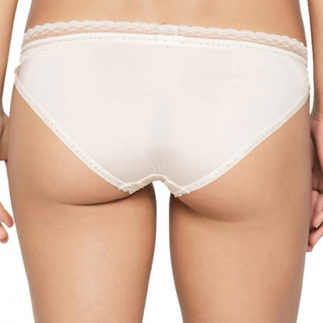 Calvin Klein kalhotky QF1422E smetanové
