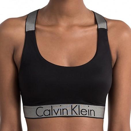 Calvin Klein podprsenka QF4053E černá