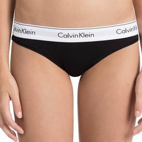Calvin Klein kalhotky F3787E černé