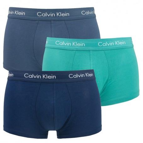 Calvin Klein boxerky U2664G 3 pack RWT