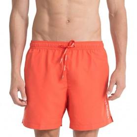 Calvin Klein pánské plavky 169 cihlové