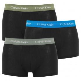 Calvin Klein boxerky U2664G 3 pack KKK