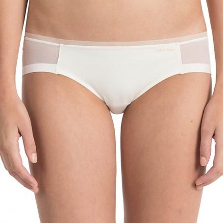 Calvin Klein kalhotky QF1708E smetanové