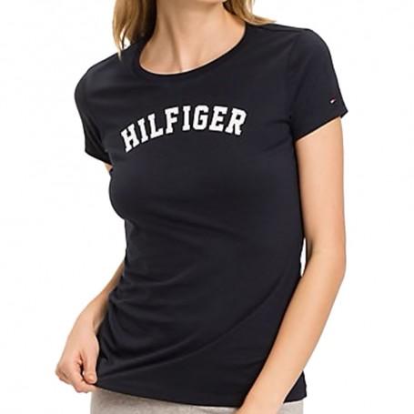 Tommy Hilfiger dámské triko modré