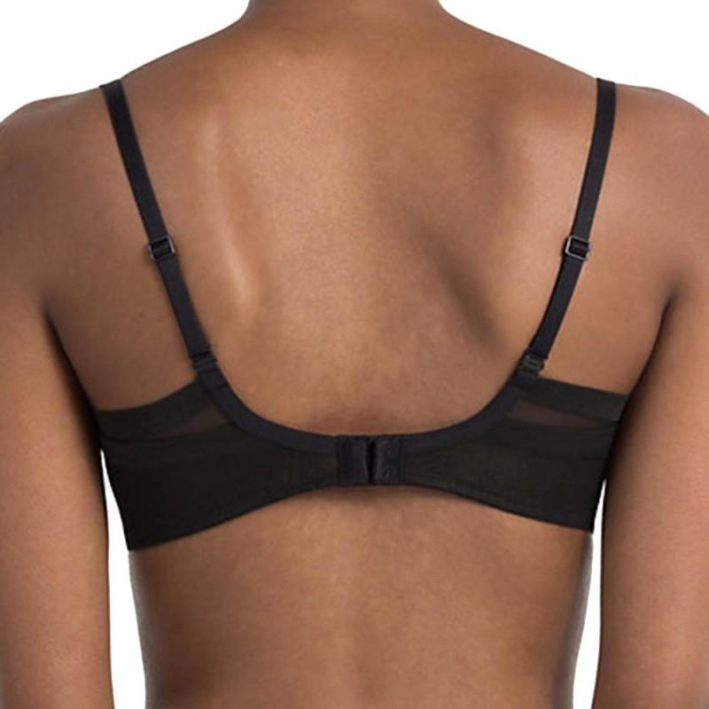 Calvin Klein podprsenka QF1739E černá