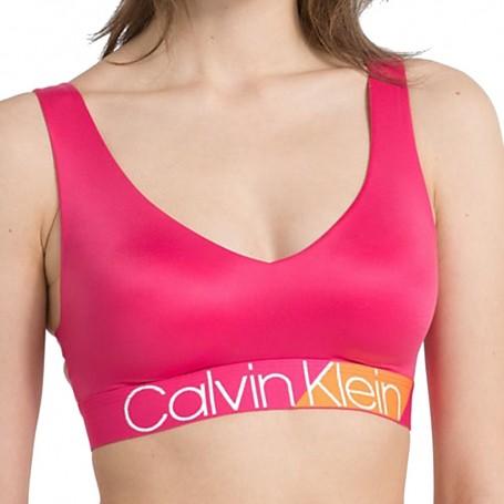 Calvin Klein podprsenka QF4936E růžová