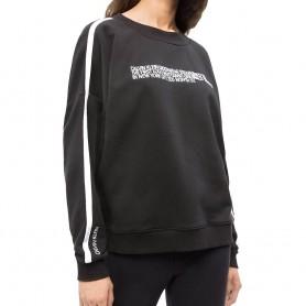 Calvin Klein dámská mikina QS6187E černá