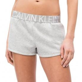 Calvin Klein dámské šortky QS6260E šedé