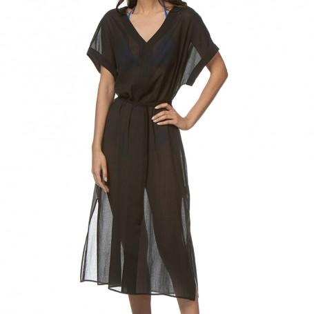 Calvin Klein letní šaty černé