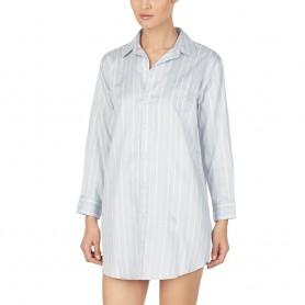 Ralph Lauren dlouhá košile ILN31733 šedá