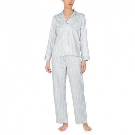 Ralph Lauren dámské pyžamo ILN91733 šedé