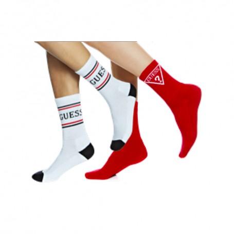 Guess dámské ponožky 2 pack F09B