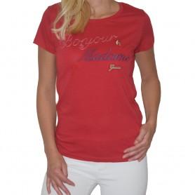Guess dámské tričko červené