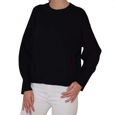 Guess svetr s dlouhým rukávem O94R00 černý
