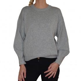 Guess svetr s dlouhým rukávem O94R00 šedý