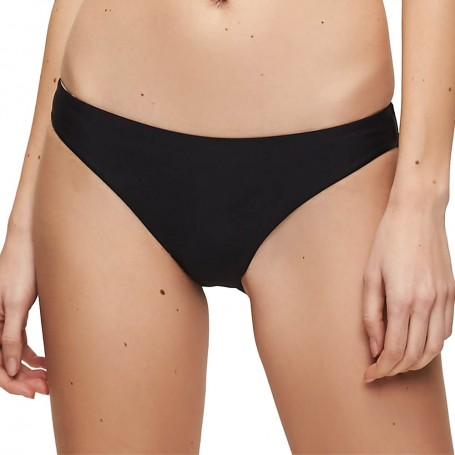 Calvin Klein dámské plavky 952 spodní díl černé