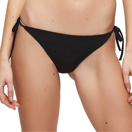 Calvin Klein dámské plavky 965 spodní díl černé