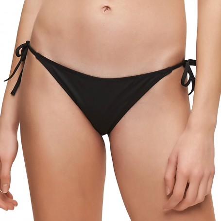 Calvin Klein dámské plavky 937 spodní díl černé
