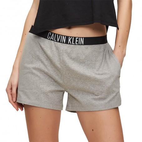 Calvin Klein dámské šortky 1007 šedé