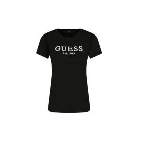 Guess dámské tričko O0BI02 černé