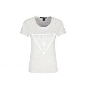 Guess dámské tričko O94I02 šedé
