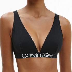 Calvin Klein podprsenka QF6577E černá