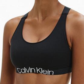 Calvin Klein podprsenka QF6576E černá